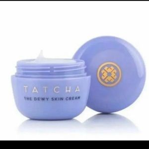 Tatcha Dewy Skin Cream. Brand new. 10 ml.